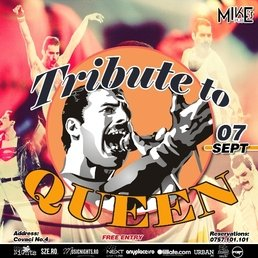 Tribute To Queen @ Mike's Pub