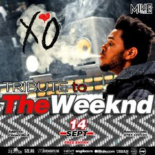 Tribute To The Weeknd @ Mike's Pub