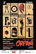 Premiera la Teatrul ACT: ORFANI de Dennis Kelly