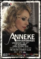 Concert Anneke Van Giersbergen @  The Silver Church Club