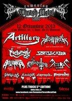 Romanian Thrash Metal Fest @ Club Fabrica
