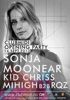 Opening Party @  Club Midi