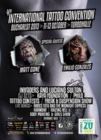 International Tattoo Convention 2013 @ Turbohalle
