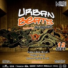 O noua editie Urban Beats in Mike's Pub