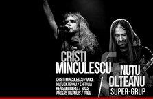 CRISTI MINCULESCU & NUTU OLTEANU SUPER GRUP - O noua serie de concerte!