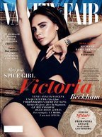 Victoria Beckham - cover girl