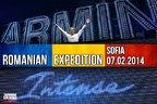 Romanian Expedition: Mergem la Sofia pentru Armin Only - Intense!