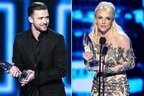 People's Choice Awards 2014 cu Britney Spears si Justin Timberlake (castigatori, poze)