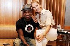 Celine Dion & Ne-Yo - Incredible (poze filmari videoclip)