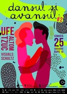 Dansul si Avansul #2: UFe - AltOm - Tzuc