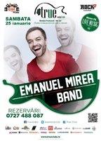 Emanuel Mirea Band revine in True Club