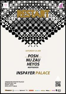 POSH/ NU ZAU/ HEYOS @ InSpayer