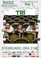 Concert TRI - ziua 1 in Saptamana Magica Puzzle
