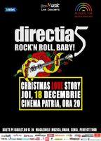 Directia 5 – Christmas Love Story la Cinema Patria din Bucuresti