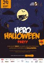 Heroes Halloween Party in El Grande Comandante