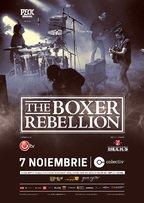 Velosonics deschide show-ul The Boxer Rebellion!