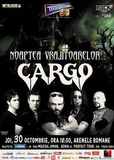 Cargo de Halloween: Ultimele 2 saptamani de bilete ieftine