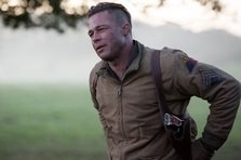 Brad Pitt revine cu un nou film de succes FURIA: EROI ANONIMI