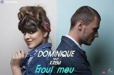 Dominique feat Krem - Eroul meu (videoclip)
