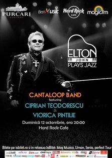 Elton John Plays Jazz la Hard Rock Cafe
