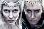 The Hobbit: Battle of Five Armies - postere de personaj