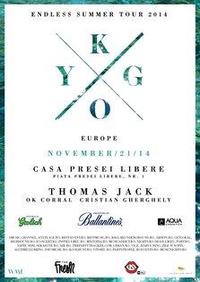 Kygo @ Casa Presei Libere