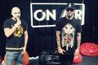 Alex Velea, Rashid - Alerg (live@radio)