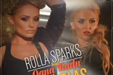 Oana Radu, Rolla Sparks - Fara glas (videoclip si versuri)