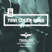 Tavi Colen in Tribute