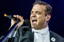 Robbie Williams in concert in Romania?