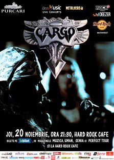 CARGO @ Hard Rock Cafe