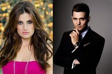 Michael Buble & Idina Menzel - Baby It's Cold Outside (videoclip)