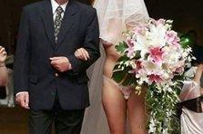 Asa arata cea mai nonconformista nunta a anului! Galerie foto