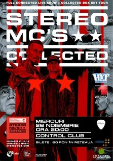 "Stereo MC's lanseaza box set-ul aniversar ""Collected"""