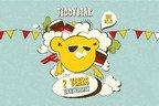 CONCURS! Castiga 3 invitatii duble la aniversarea de 2 ani Teddy Bear!