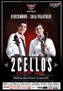 Program si reguli de acces la concertul 2Cellos