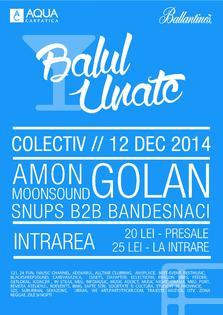 Balul UNATC @ Colectiv