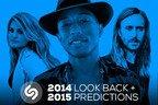 Cele mai cautate piese pe Shazam in 2014