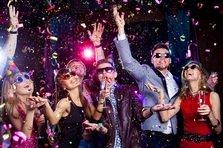 Cele mai tari petreceri de Revelion