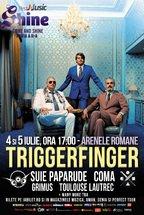 Belgienii de la Triggerfinger, Suie Paparude, Coma si multi altii canta la editia a doua a festivalului Shine
