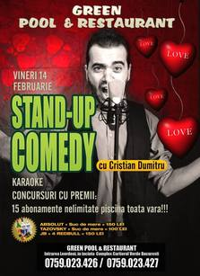 Stand Up Comedy de Valentine's Day