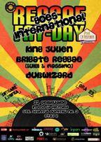 Reggae Fry-day goes International In Pod la Historia