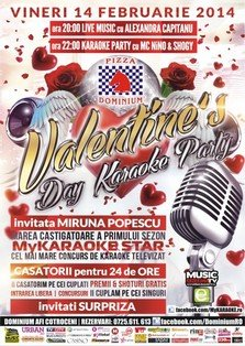 Valentine's Day Karaoke Party