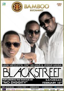 Blackstreet live in Bamboo