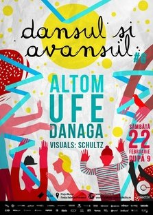 Dansul si Avansul #6: UFe - ALTOM - Danaga