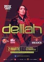 Delilah vine pentru prima data in Romania