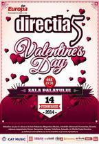 De Valentine's Day, Directia 5 concerteaza la Sala Palatului