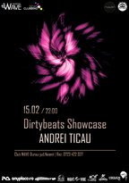 Dirtybeats Showcase w/ Andrei Ticau @ Club WAVE