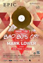 DJ Mark Lower @ Epic Society