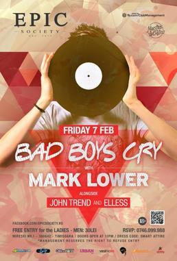 DJ Mark Lower @ Epic Society